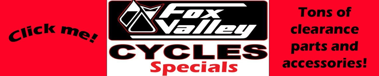 Fox Valley Cycles Specials